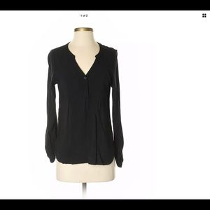 Merona womans black top